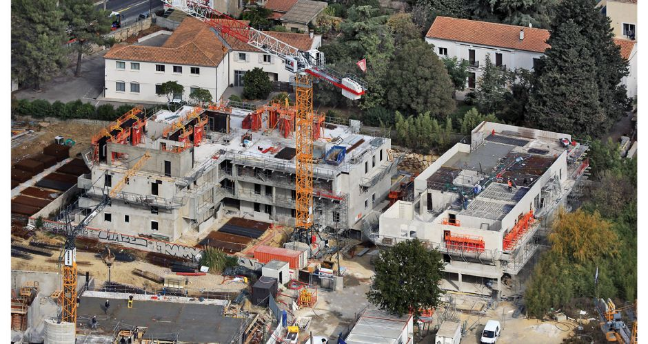 tempo/tangerine/giraud/montpellier/gros oeuvre/construction/logements