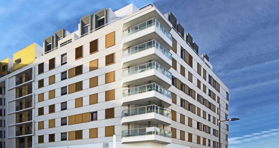 giraud ; btp ; entreprise général bâtiment ; spécialiste béton ; résidence L avant garde ; montpellier; architecte ; Agence DEVILLERS MALCOM NOUVEL