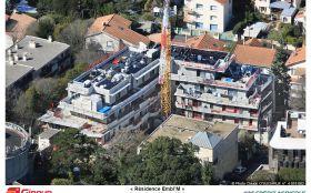 Giraud/embl'm/montpellier/logements