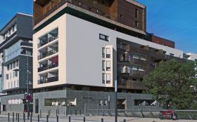 giraud ; btp ; entreprise général bâtiment ; spécialiste béton ; résidence Equinoxe montpellier ;Maître d'ouvrage ; SFHE Groupe ARCADE ; Maître d'Oeuvre Exé ARTELIA